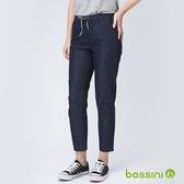 輕鬆長褲04海軍藍-bossini女裝