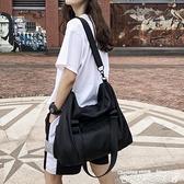 大包包ins包包女潮款2021時尚側背包酷酷大容量斜背包百搭街頭時尚大包迷你屋 迷你屋 618狂歡