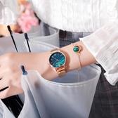 女士手錶時尚簡約氣質 學生ins風韓版防水2020年新款細帶小巧女表 漾美眉韓衣