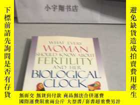 二手書博民逛書店What罕見Every Woman Should Know Ab