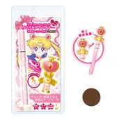 Anime Cosme 美少女戰士螺旋愛心月權杖眼線液 咖啡色 第二彈 0.4ml