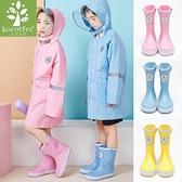 兒童雨鞋可愛雨靴 男女童防滑水鞋四季通用【聚寶屋】