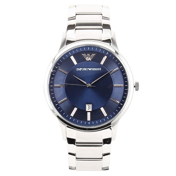 EMPORIO ARMANI 簡約魅力鋼帶男腕錶43mm(AR11180)270217