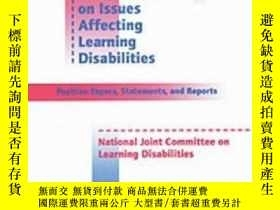 二手書博民逛書店Collective罕見Perspectives On Issues Affecting Learning Dis
