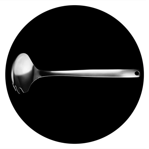 日本 Sori Yanagi Stainless Steel Kitchen Tools 柳宗理 不鏽鋼廚具系列 叉杓