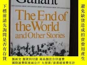 二手書博民逛書店【英文原版】罕見Mavis Gallant著: The end