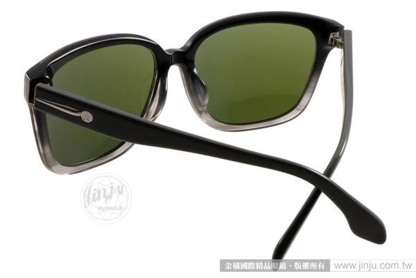 Calvin Klein 太陽眼鏡 CK4277SA 372 (漸層黑) 都會簡約風水銀鏡面款 # 金橘眼鏡
