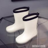 日單超輕兒童雨鞋 男童女童四季雨靴寶寶中小學生防滑膠鞋水鞋