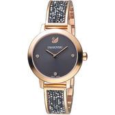 施華洛世奇SWAROVSKI COSMIC ROCK閃耀時尚腕錶    5376068