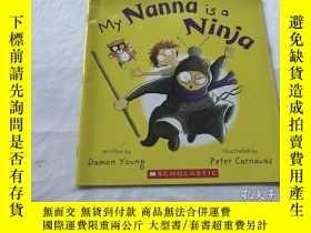二手書博民逛書店My罕見Nanna is a NinjaY8204 Peter Carnavas PAPERBACK BOOK