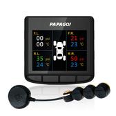 【PAPAGO】TireSafe D10E 胎壓偵測支援套件 胎外式 支援多項PAPAGO行車紀錄器