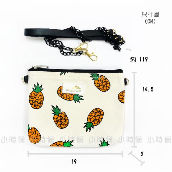 ☆小時候創意屋☆ 泰國品牌 MUUZAR INDY 香蕉 小方包 側背包 斜背包 手機包 零錢包 長夾 BKK包