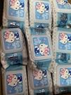 正版授權 Hello Kitty 酒精濕紙巾30抽加蓋隨身包 .萌萌豬生活館