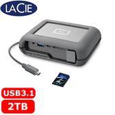 LaCie DJI Copilot 2TB 2.5吋行動硬碟