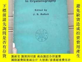 二手書博民逛書店computing罕見methods in crystallography(P1665)Y173412