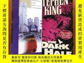 二手書博民逛書店The罕見Dark HalfY406201 出版1989