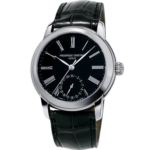 康斯登 CONSTANT Manufacture系列經典腕錶   FC-710MB4H6