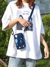 手機包女斜挎小包包新款2019夏天裝手機袋便攜迷你掛脖放零錢包豎 喵小姐