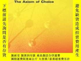 二手書博民逛書店The罕見Axiom Of Choice (studies In Logic Series)Y255562 J