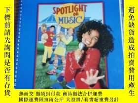 二手書博民逛書店Spotlight罕見on Music, Grade 5, Te