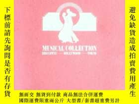 二手書博民逛書店MUSICAL罕見COLLECTION BROADWAY-HOL