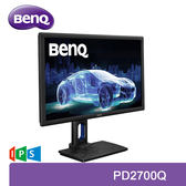 【免運費】BenQ 明基 PD2700Q 27型 QHD 2K 專業色彩管理 顯示器 / IPS 10bit 面板