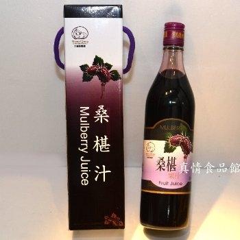 張媽媽-無糖桑椹汁600ml