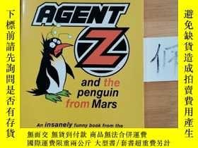 二手書博民逛書店AGENT罕見Z AND THE PENGUIN FROM MARSY15335
