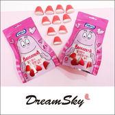 韓國 GS25 泡泡先生 草莓奶油風味 軟糖 70g Barbapapa 糖果 DreamSky