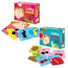 1歲Baby配對拼圖:動物篇、水果篇