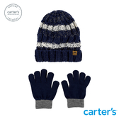 【美國 carter s】條紋毛帽2件組(4-7)-台灣總代理