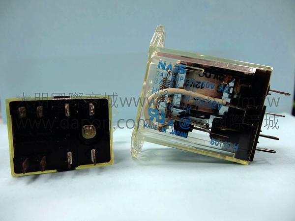 *大朋電子商城*NAIS HC2-HTM-DC12V 繼電器Relay(5入)