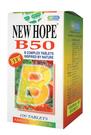 健康新希望☆複合維生素B群B50 100...