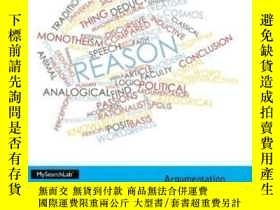 二手書博民逛書店Argumentation:罕見Keeping Faith With Reason-論辯:以理性守信Y4366