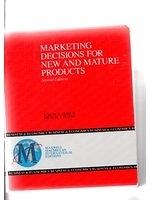 二手書博民逛書店 《Marketing Decisions for New and Mature Products》 R2Y ISBN:0029465516│RobertD.Hisrich