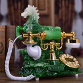 慕予臻歐式電話機復古美式電話時尚田園創意家用座機歐式仿古電話 MKS新年慶