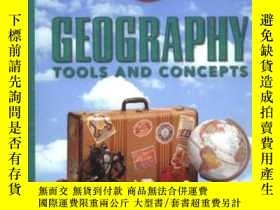 二手書博民逛書店World罕見Explorer:geography:tools And Concepts Se 1998 (wor
