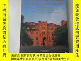 二手書博民逛書店HALLOWED罕見HALLS:Protestant Colleges in Old China(大16開 英文版