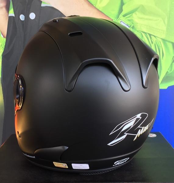 ONZA安全帽,MAX-R1,素/消光黑
