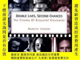 二手書博民逛書店Double罕見Lives, Second ChancesY364682 Annette Insdorf Mi