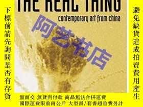 二手書博民逛書店The罕見Real Thing: Contemporary Ar