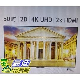 [COSCO代購] W175150 SHARP 50 4K 連網液晶顯示器含視訊盒LC-50UA6500T