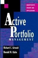 二手書博民逛書店《Active Portfolio Management: Quantitative Theory and Applications》 R2Y ISBN:1557388245