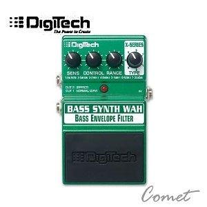 【貝斯哇哇效果器】【DigiTech XBW】【Enevlope Filter】 【Bass Synth Wah】【貝斯哇哇單顆】
