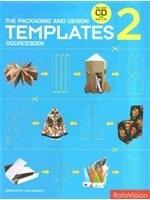 二手書博民逛書店 《The Packaging and Design Templates Sourcebook 2》 R2Y ISBN:2888931249│RotoVision編輯部