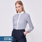 SST&C 女裝 小幾何印花襯衫 | 7562010014