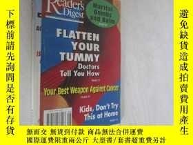 二手書博民逛書店READER罕見S DIGEST 1995年8月Y19945
