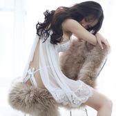 蕾絲情趣睡衣裙性感睡衣誘惑騷系帶露背