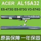 宏碁 ACER AL15A32 原廠電池 適用 E5-473G-3525 E5-473G-36X2 E5-474g E5-491g E5-522g E5-532g E5-573G-56AV E5-573G...