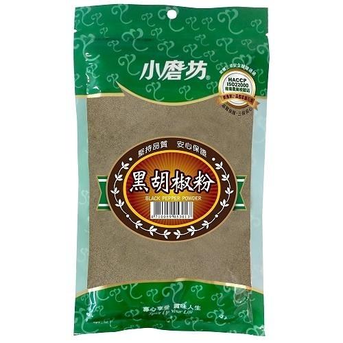 小磨坊黑胡椒粉200g【愛買】